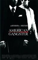 American Gangster Movie Poster : Russell Crowe Poster, Denzel Washington Poster