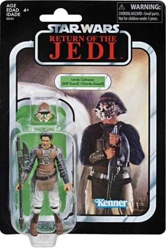 Star Wars The Vintage Collection lando skiff guard 3.75 IN environ 9.52 cm Action Figure