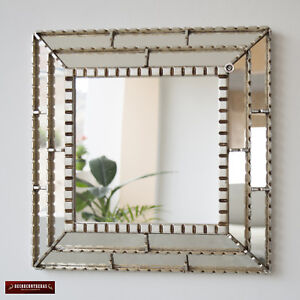 Decorative Accent Wall Mirror 18 1 Bathroom Mirror For Wall Decor Peru Mirror Ebay