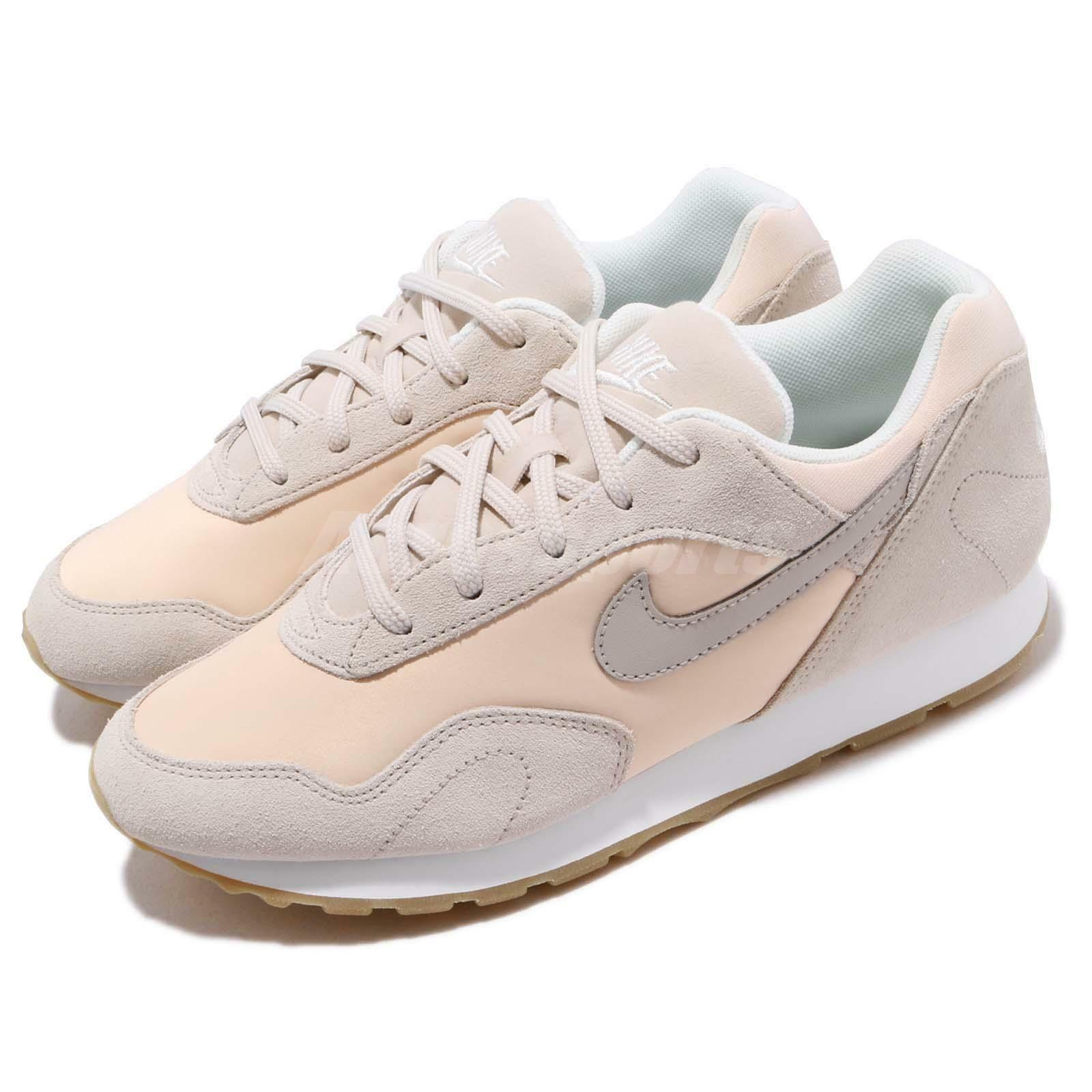 Nike Wmns Outburst orange Quartz Desert  Sand Gum Women Running shoes AO1069-800  inexpensive