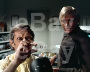UFO-TV-Vladek-Sheybal-Ed-Bishop-10x8-Photo