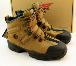 RED WING 6682 Size 8.5 EE Steel Toe