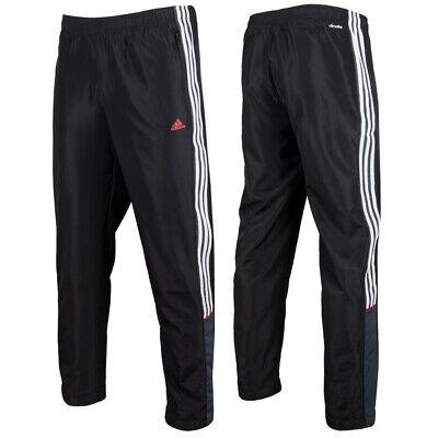 Adidas 3 Stripes Short Herren Originals Trefoil Sport Shorts Schwarz//Weiß
