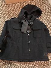 499638148b4 item 3 Sonia Rykiel Enfant Black Wool Girls Coat Dressy Size 2 T Toddler  Bow -Sonia Rykiel Enfant Black Wool Girls Coat Dressy Size 2 T Toddler Bow