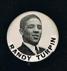 RARE-1950-039-s-World-Champion-Randy-Turpin-boxing-picture-pinback-button-boxer
