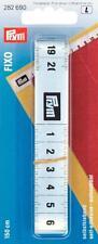 Prym Maßband selbstklebend f. Arbeitstisch 150cm Bandmaß Metermaß Fixo 282690