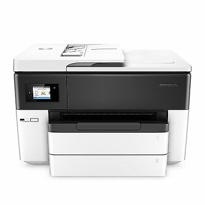 HP OfficeJet Pro 7740 Tintenstrahl-Multifunktionsdrucker G5J38A A3, Drucker, Fax