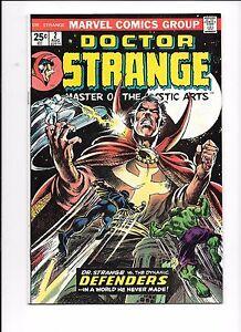 Doctor-Strange-2-Dr-August-1974-Frank-Brunner-Steve-Englehart
