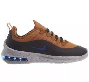 Men's Orange Air Max Axis Premium Shoes
