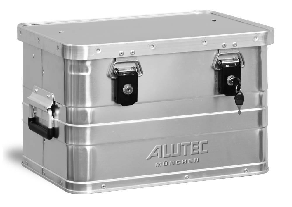 Alutec Aluminium-Transportbox B29 - Inhalt 29 l, Außenmaße  430 x 330 x 275 mm