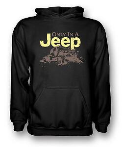 Jeep Offroad 4x4 Legend Kids Hoodie