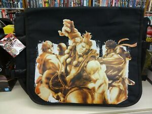 Street Fighter - Super Street Fighter Combatants Official Messenger Bag by GE
