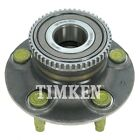 Wheel Bearing and Hub Assembly Rear Timken 512162