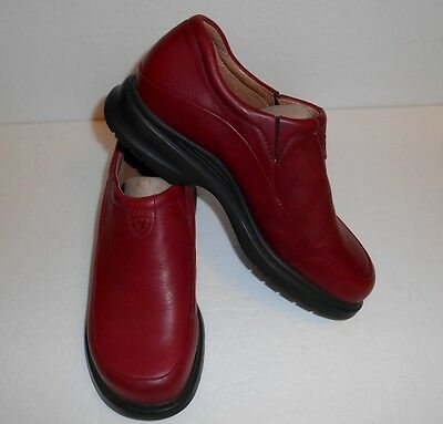 Ariat Leather ATS Berry Slip-on Mules Clogs Boots Shoes Women's Size 6.5