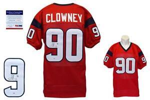jadeveon clowney autographed jersey