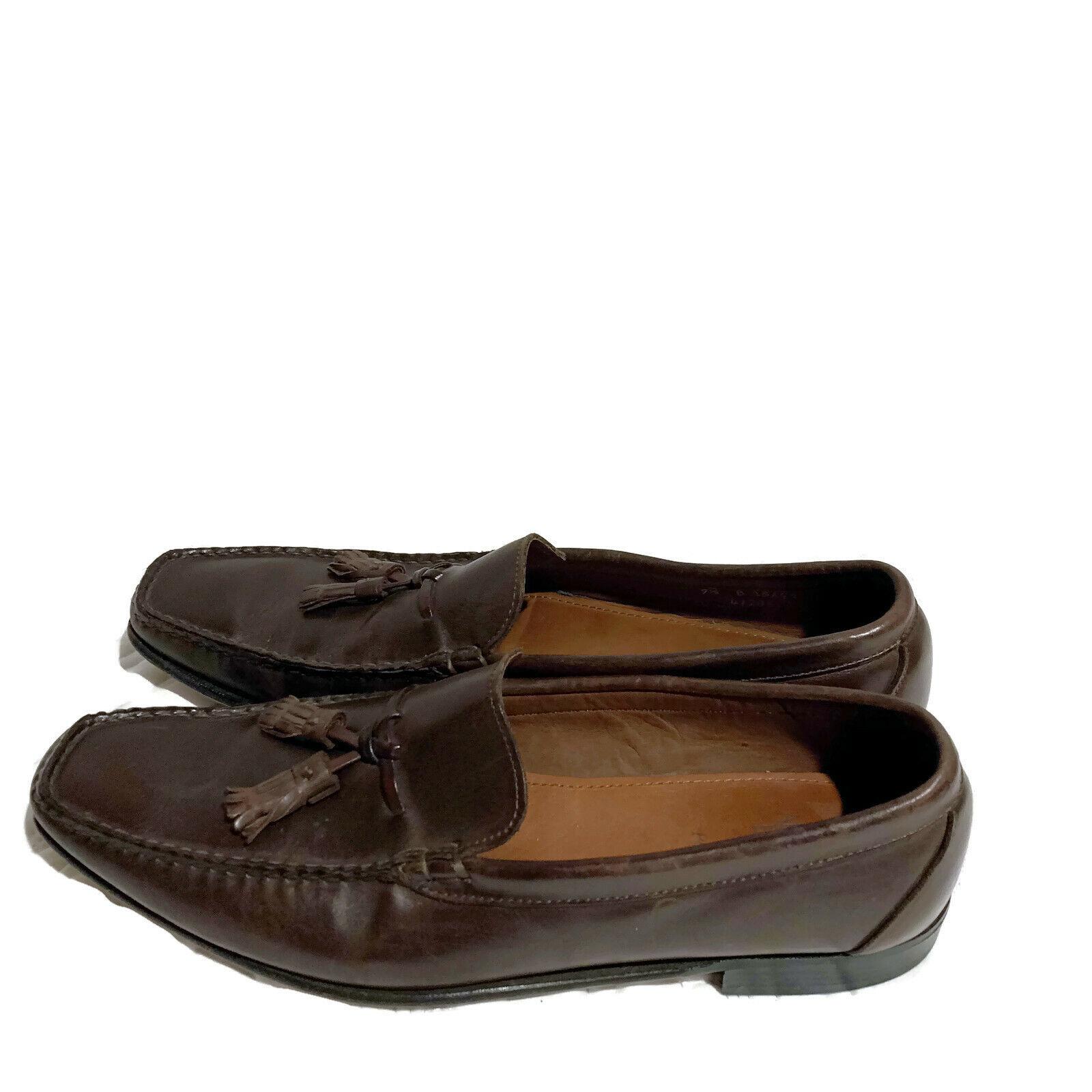 Allen Edmonds tassel loafers homme à peine utilisé 9.5B Pomona Modèle