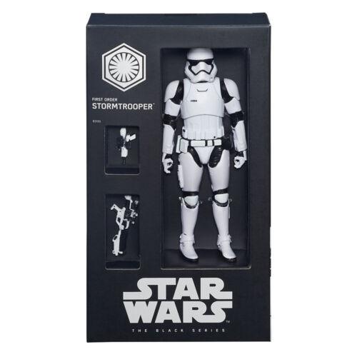 """L/'esclusiva di Star Wars Nero Serie SDCC primo ordine Stormtrooper 6/"""" Figura"""