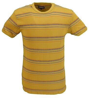 vintage 1960s mustard yellow short sleeve sweatshirt