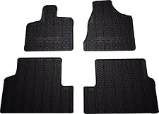 2013-2017 Dodge Grand Caravan Mopar All Weather Floor Mats 82213477