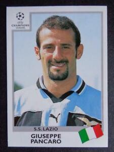 Alessandro Nesta #4 SS LAZIO Panini Liga de Campeones 1999-2000