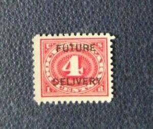 sello-USA-Future-delivery-4-cent-stamped-EE-UU-sin-usar