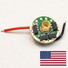LED Flashlight Driver 3.04A 17mm Multi-Group Circuit XM-L XML XM-L2 CC XP-G 7135