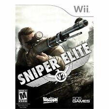 Sniper Elite V2 - Nintendo Wii U - Brand New Sealed