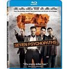 Seven Psychopaths Includes Digital Copy UltraViolet Region 1 Blu-ray