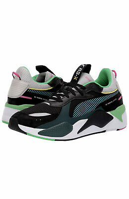 Puma RS-X Toys Running Shoes Black - Blue Atoll Size US 10 36944901 NEW |  eBay