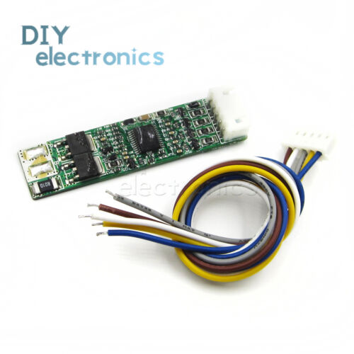 2//3//4//5//7//8//10//12//13//16//20//24S 18650 Lithium Battery BMS PCB Protection Board