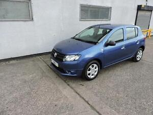 14-Dacia-Sandero-1-2-Ambiance-Damaged-Salvage-Repairable-Cat-N