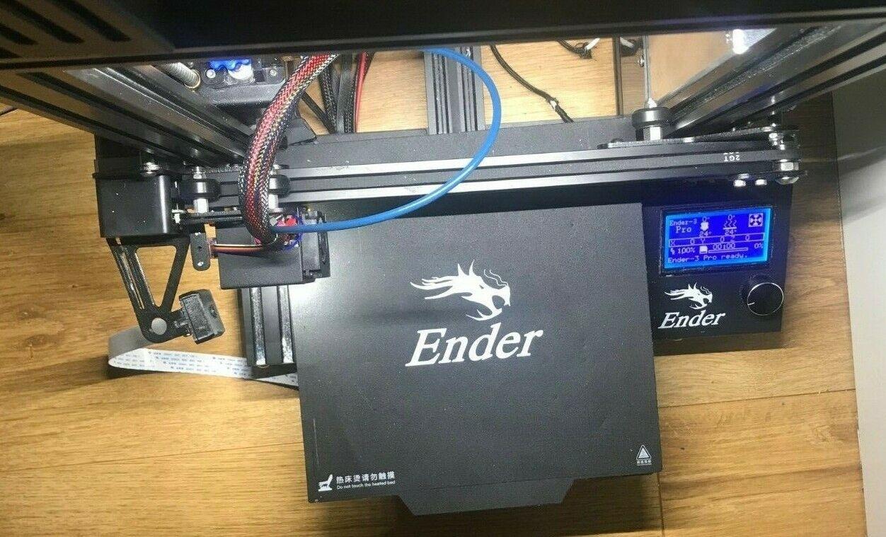 LED Upgrade Light 3D Printer Top Rail / Upright (eg Creality Ender 3/v2/5) Pro