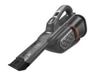 Black-amp-Decker-BHHV520BT-Tragbare-Staubsauger-Schwarz