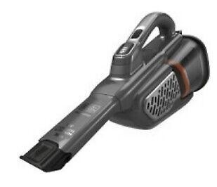 Black & Decker BHHV520BT Tragbare Staubsauger Schwarz
