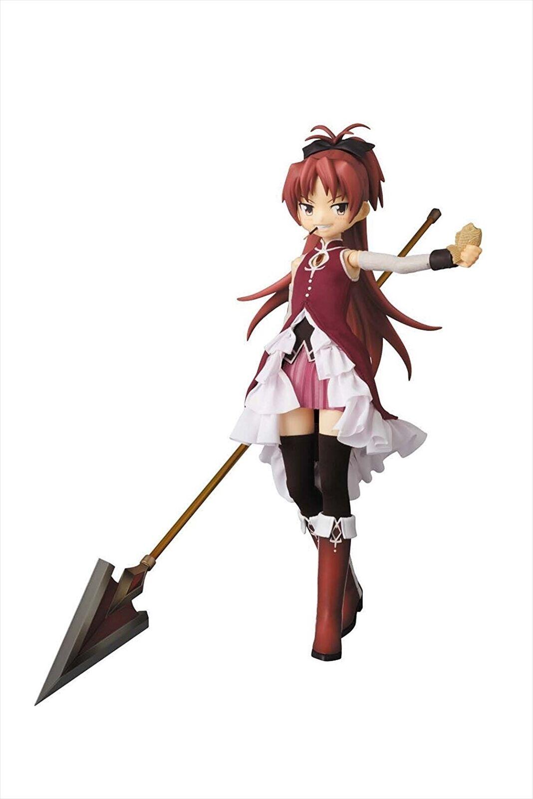 Medicom RAH Puella Magi Madoka Magica Kyoko Sakura Real Action Heroes Figure