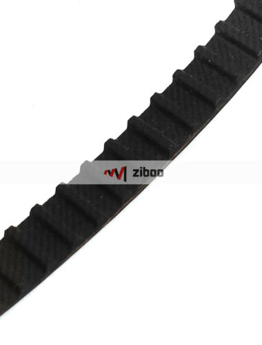 "0.2"" 122XL 037 9.5mm Wide 61 Teeth 309.88 mm Pitch Length Timing Belt 5.08 mm"