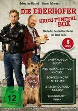 Die Eberhofer- Kruzifünferl Box | Rita Falk | 5 DVD-Box | Neu + OVP