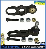 Ford Crown Victoria Lincoln Town Car (2) Front Left & Right Upper Ball Joints
