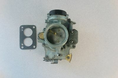 Carter WCD Carburetor