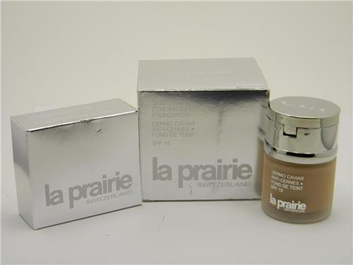 La Prairie Skin Caviar Concealer Foundation Spf 15 Warm Linen 1 Oz For Sale Online Ebay