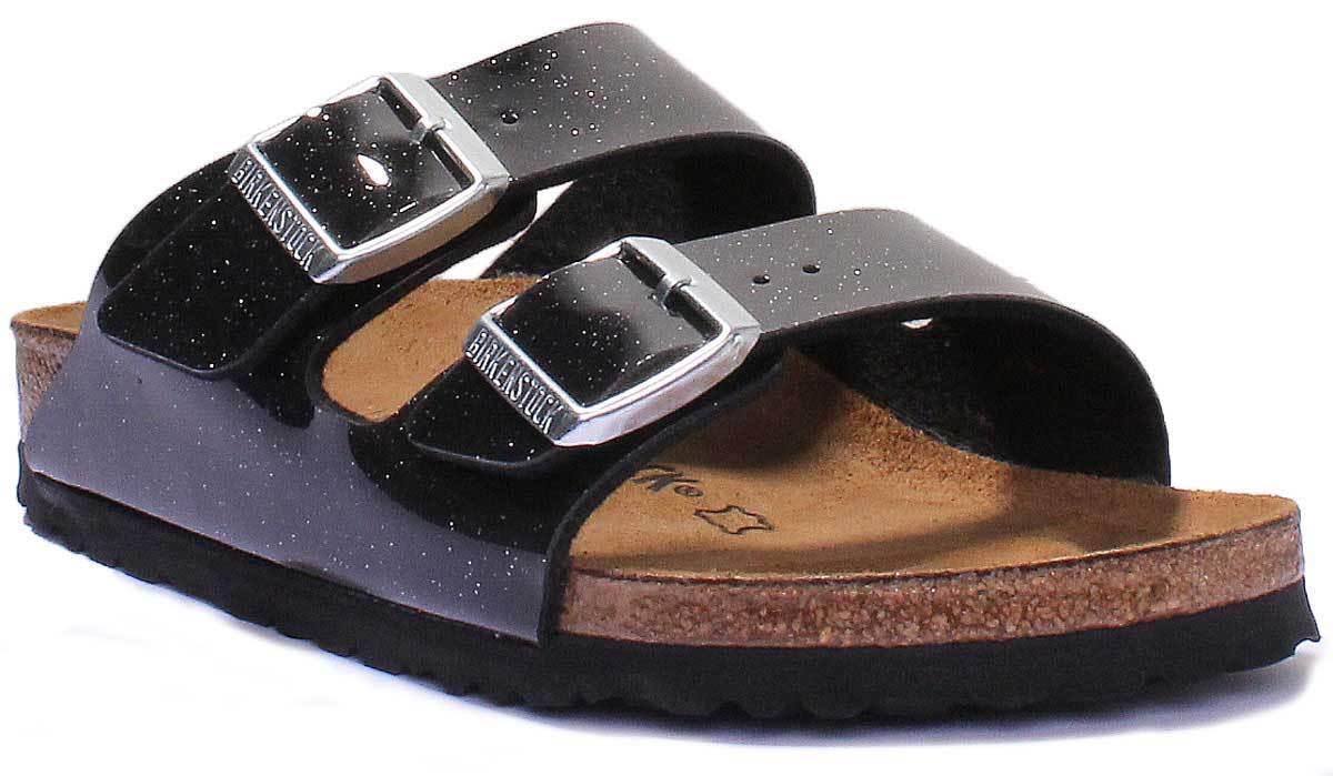 Birkenstock Arizona Birko-Flor Magic Galaxy Damens Faux Leder Sandale