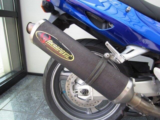 Honda, CBR 1100 XX Super Blackbird, ccm 1100