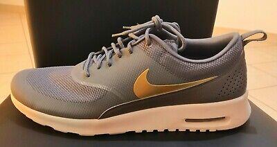 chaussure Nike grise logo doré originale neuve taille 44,5 | eBay