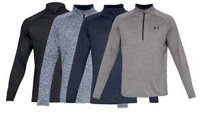 5ed5c598f Under Armour Men's UA Tech 2.0 1/2 Zip Long Sleeve Shirt Style ...