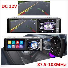 "Car SUV Stereo Radio 4.1"" Bluetooth In-Dash HD MP5 MP3 USB Player Camera DC 12V"