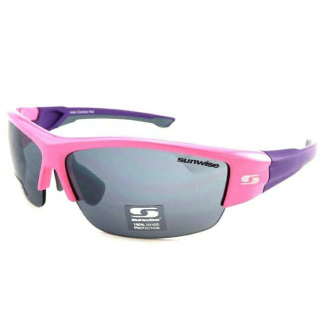 Sunwise Evenlode Sunglasses with 4 Lens - Pink from Ezi Sports