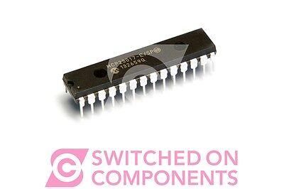 Microchip MCP23017 - E/SP 16Bit I2C IO Expander 28DIP - Arduino Pi ARM PIC AVR