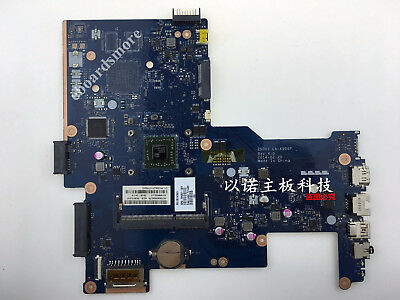 764267 501 Zs051 Motherboard For Hp 15 G Laptop La A996p Amd E1 6010 Apu Grade A Ebay