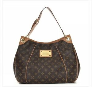 Used Authentic Tote Handle Lv Purse Bag