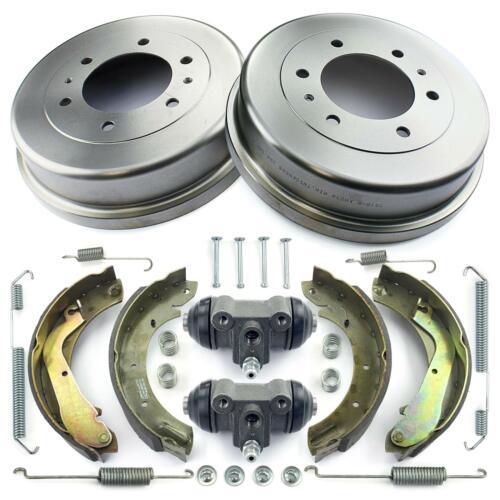 Bremsbacken hinten für Nissan Terrano II R20 Radbremszylinder Bremstrommeln